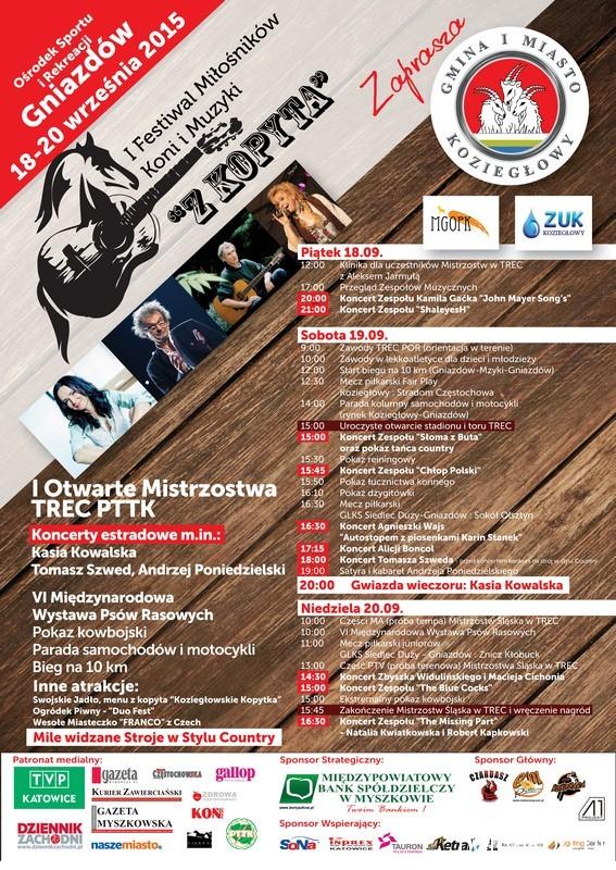plakat festiwal