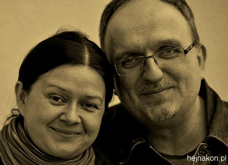 ANNA KORFEL i ROBERT STÓJ; foto: FAPA-PRESS