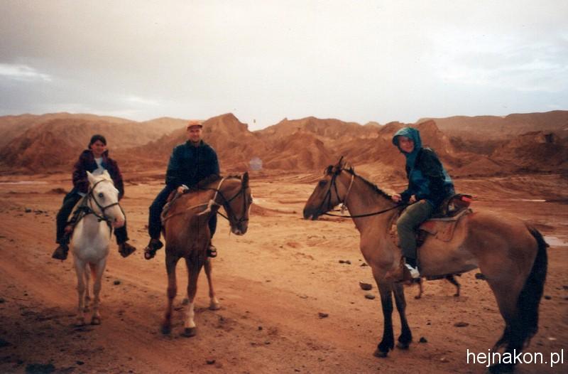 Rok 2000 Pustynia Atacama Chile