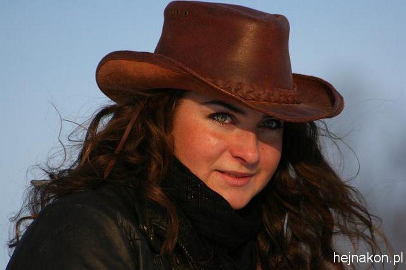 Marysia Kobak; foto arch. rodzinne